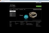 COAL Copenhagen - Mobilvenlig webshop